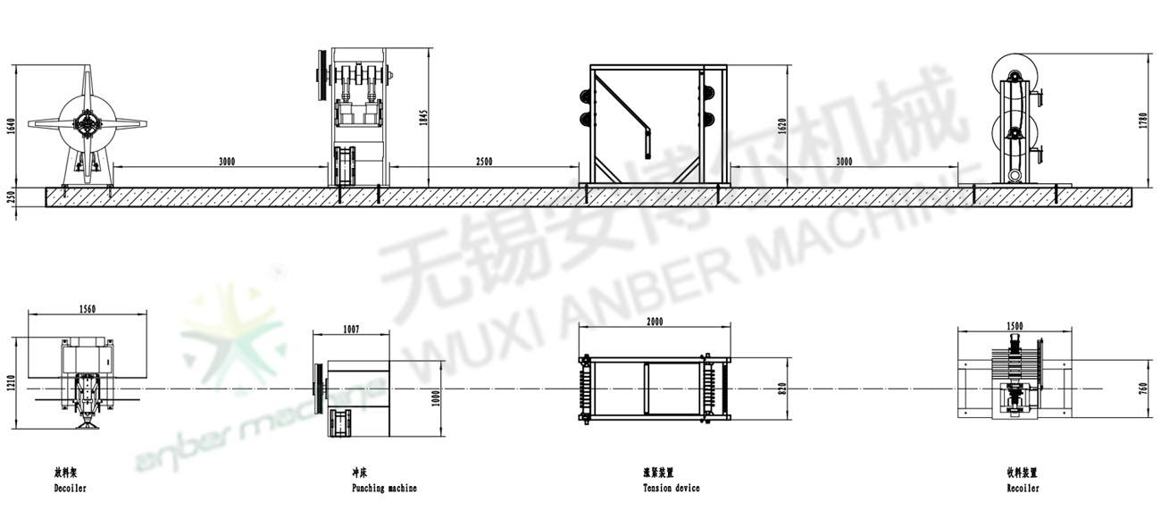 Razor Barbed Wire Making Machine - Wuxi anber machine